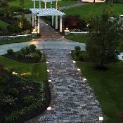 Millennium Cobble Paver Lights