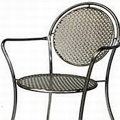 Lion Wrought Iron Patio Furniture