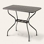 Kettler Rectangle Mesh Patio Tables