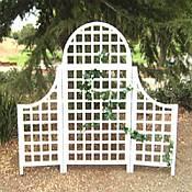 Hampton Garden Arch Trellis