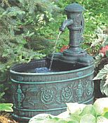 Calabria Outdoor Fountain