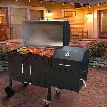 The Black Dog 42 Inch Grill
