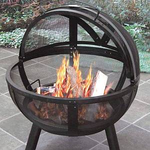 Ball of Fire<br>Firepit