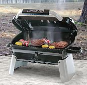 The Charcoal Gourmet Table Top Grill