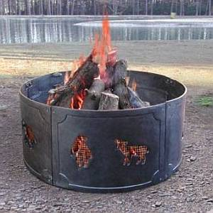 Wildlife<br>Fire Ring
