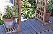 Garden Arbor Base Kit