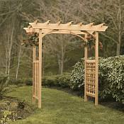 Garden Arbor - Heritage Garden Arbor