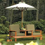 Arboria Hardwood Outdoor Furniture