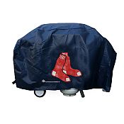 MLB Logo Grill Covers - Boston Red Sox