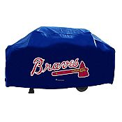 MLB Logo Grill Covers - Atlanta Braves