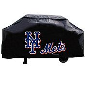 MLB Logo Grill Covers - NY Mets