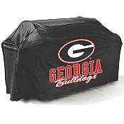 College Football Logo Grill Covers - University of Georgia