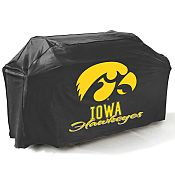 College Football Logo Grill Covers - University of Iowa