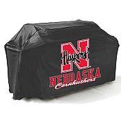 College Football Logo Grill Covers - University of Nebraska