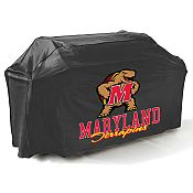 College Football Logo Grill Covers - University of Maryland