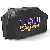 College Football Logo Grill Covers - LSU
