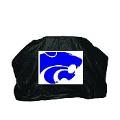 College Football Logo Grill Covers - Kansas State