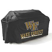 College Football Logo Grill Covers - Wake Forest