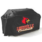 College Football Logo Grill Covers - University of Louisville