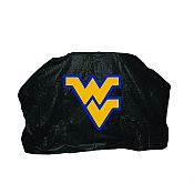 College Football Logo Grill Covers - West Virginia