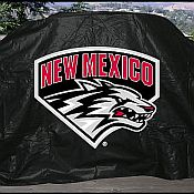 College Football Logo Grill Covers - University of New Mexico