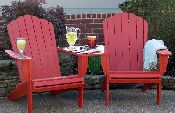 South Walton Adirondack Double Chair