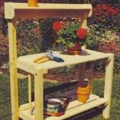 Bolton Potting<br>Bench