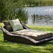 Calle All Weather Chaise Lounge