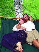 Outback Quilted Fabric Hammock
