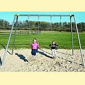 Metal Swing Sets & Swing Set Kits