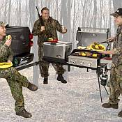MVP 8612 Grill Package by Party King®