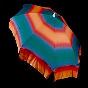 6ft Patio & Beach Umbrella