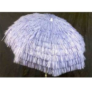 6ft Palapa Patio Umbrella- Lavender