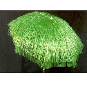 6ft Palapa Patio Umbrella-Lime - UPALI