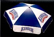 6ft Patio & Beach Umbrella /  Icehouse
