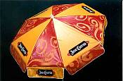 6ft Patio & Beach Beer Umbrella / Jose Cuervo