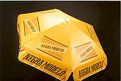6ft Patio & Beach Beer Umbrella / Negra Modelo