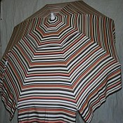 Patio & Beach Umbrella - Soft Stripe