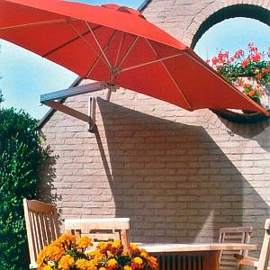Paraflex Single Wall Mounted Umbrella