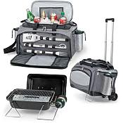 Vulcan Cooler-Tote and Trolley w/ Grill