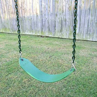 Belt Swing for Swing Set, Playsets