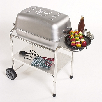 Portable Kitchen Charcoal Grill