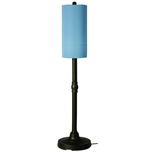Small Coronado Floor Patio Lamp