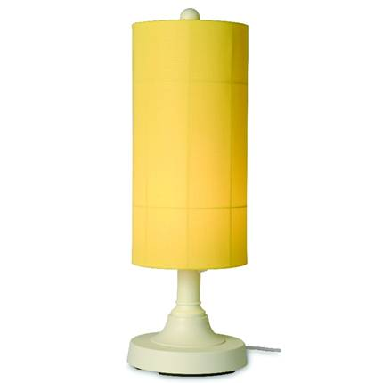 Coronado Patio Resin Table Lamp