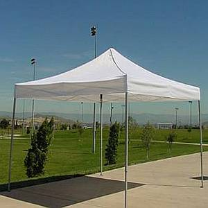 Easy Up Shade Canopy - Festival 10x10