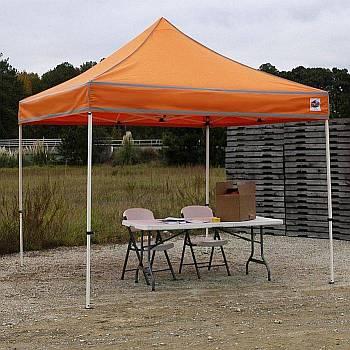 Festival 10ft x 10ft Hi-Visibilty Shade Canopy