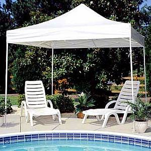 Pop up Shade Canopy - Pinnacle 10x10