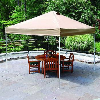 10ft x 10ft Shademax Instant Shade Canopy