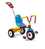 Folding Trike with Handle
