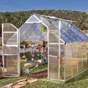 Essence 8x12 Greenhouse